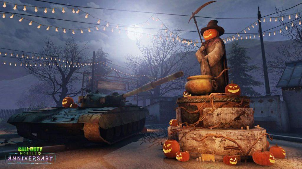 COD Mobile Halloween Update