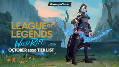 Photo of League of Legends Wild Rift October 2020 Tier List