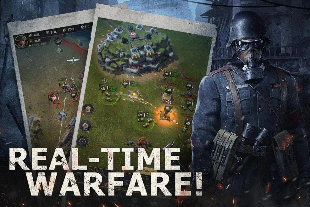 Warpath Pre-Registration release