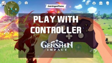 Photo of Genshin Impact: How to play with a controller on mobile devices