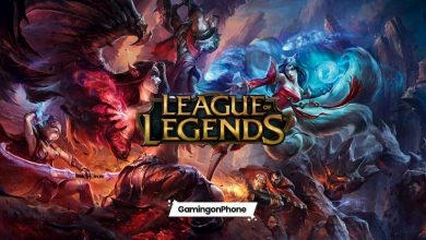 league of legends mobile games