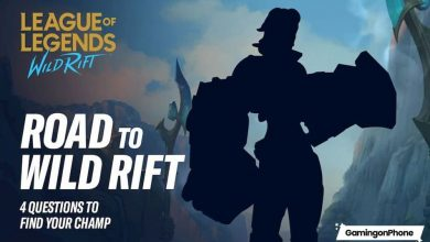 Photo of League of Legends: Wild Rift introduced 'Find Your Champion' ahead of Open Beta launch