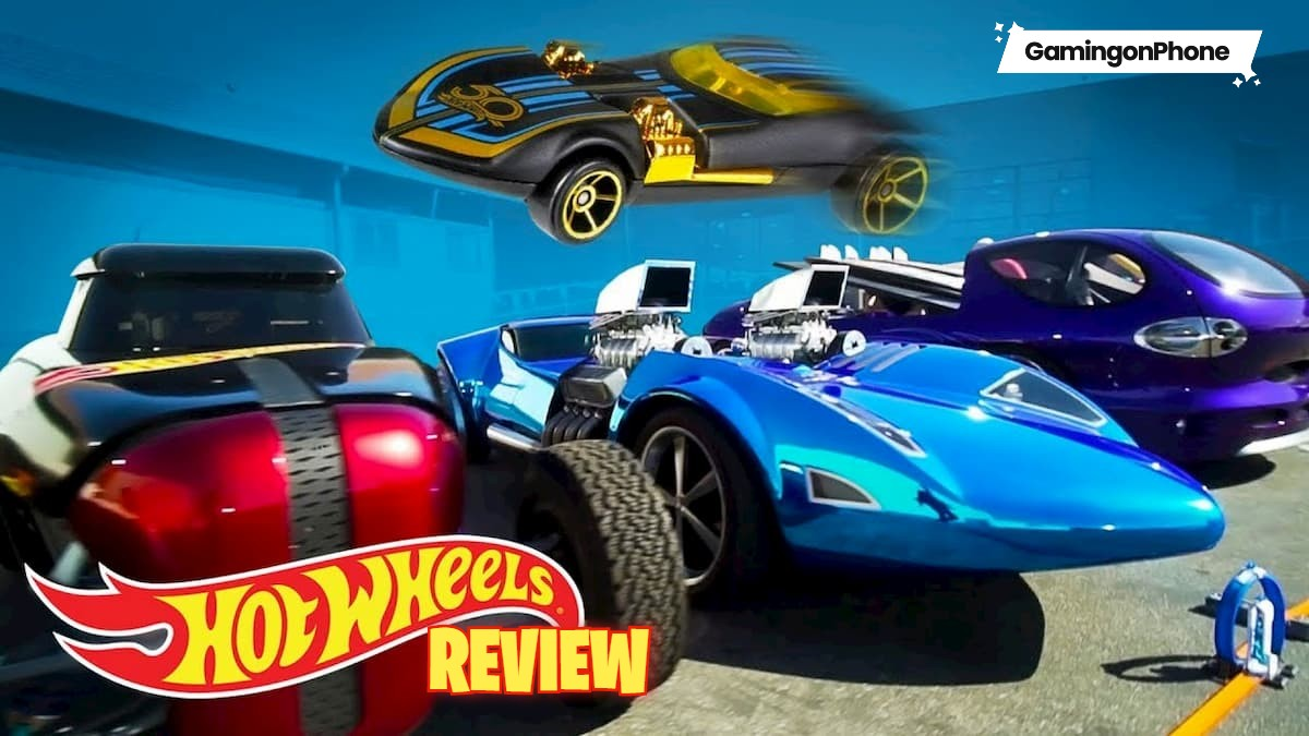 Hot Wheels Unlimited Review