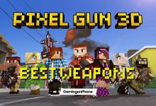 Photo of Pixel Gun 3D Guide: Best weapons to use for each class