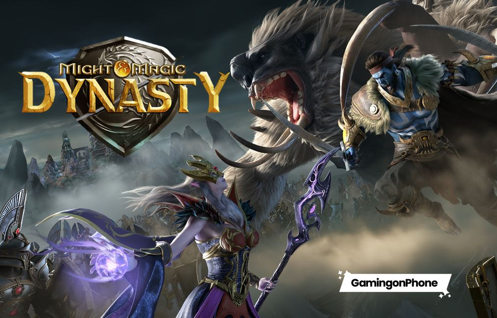 might & magic dynasty soft-launched, M&M dynasty
