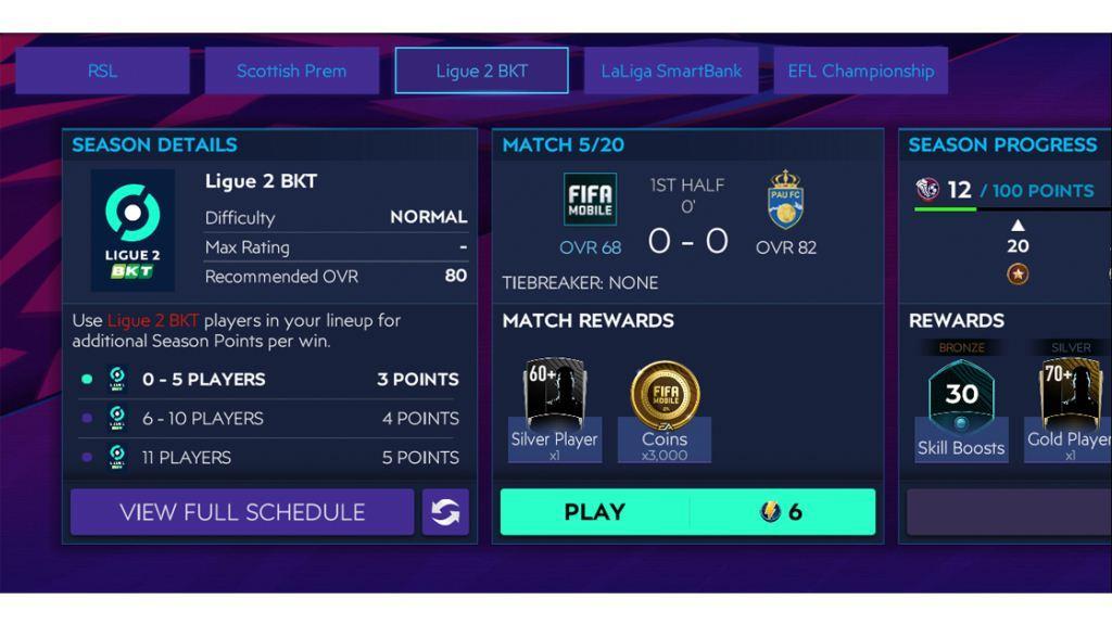 FIFA Mobile 21 release