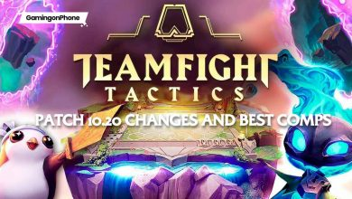 Teamfight Tactics Patch 10.20 changes and Comps