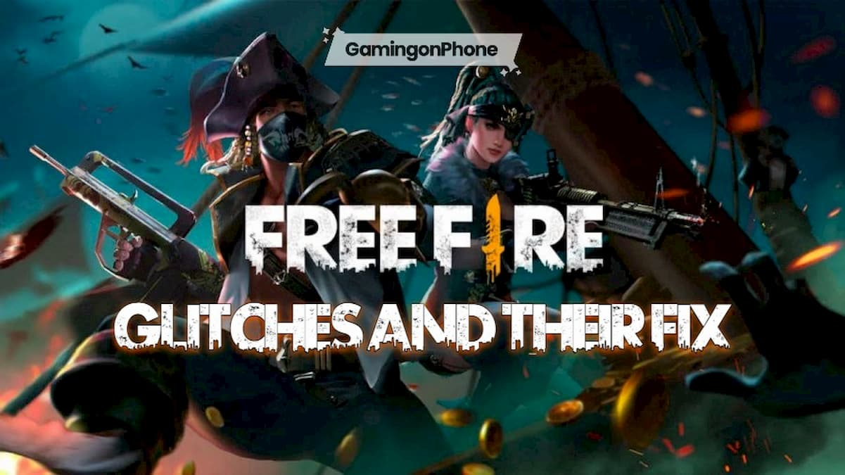 Free Fire List Of In Game Glitches And How To Fix Them Gamingonphone