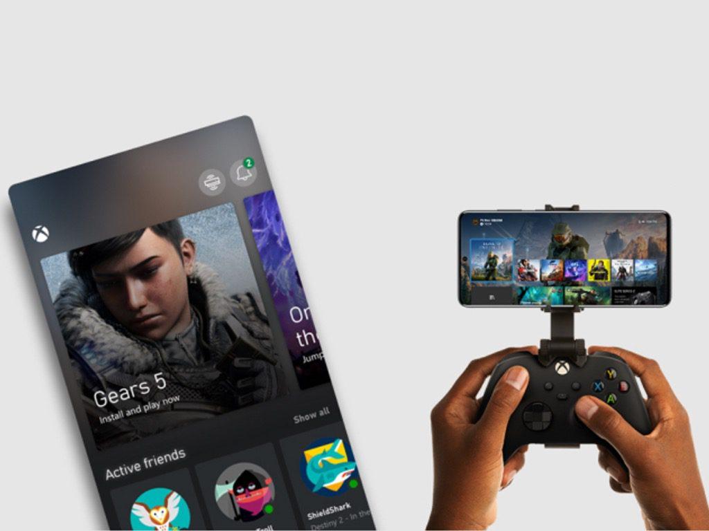 xbox games iphone