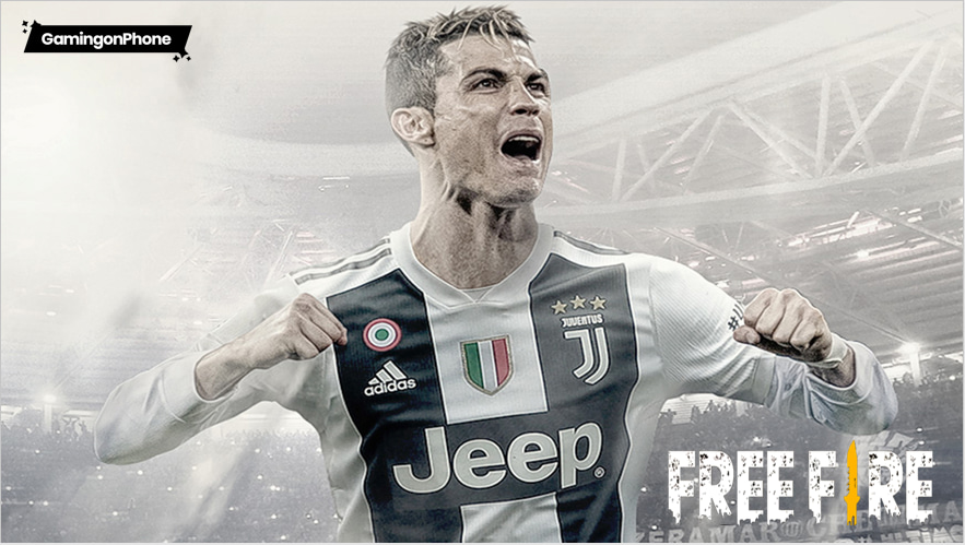 Free Fire Leaks Cristiano Ronaldo Is Arriving As A Playable Character Very Soon Free Fire Cr7