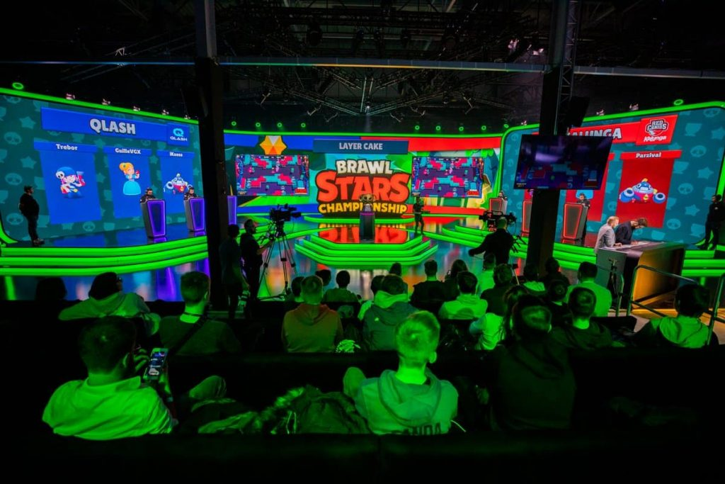Brawl Stars World Finals 2020 online