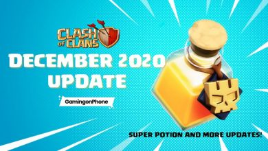 Clash of Clans December 2020 Update