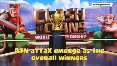 Clash of Clans World Championship 2020 winners