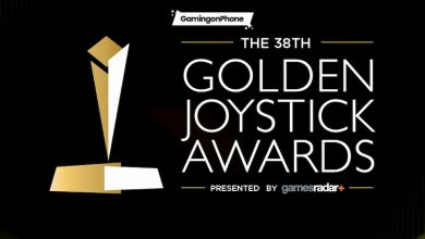 Among Us Golden Joystick Awards 2020