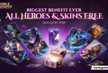 Mobile Legends 2020 Lucky Star Event