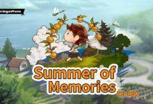 Summer of Memories review