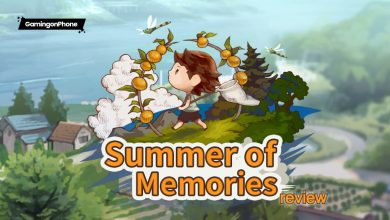 Summer of Memories review