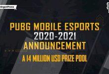PUBG mobile esports 2021 plan