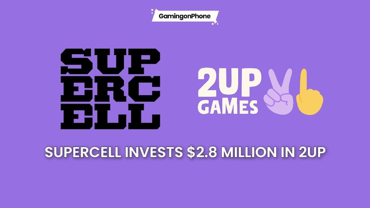 Supercell invests in 2UP