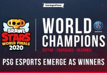 Brawl Stars World Championship 2020 winners