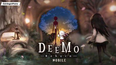 deemo reborn mobile release