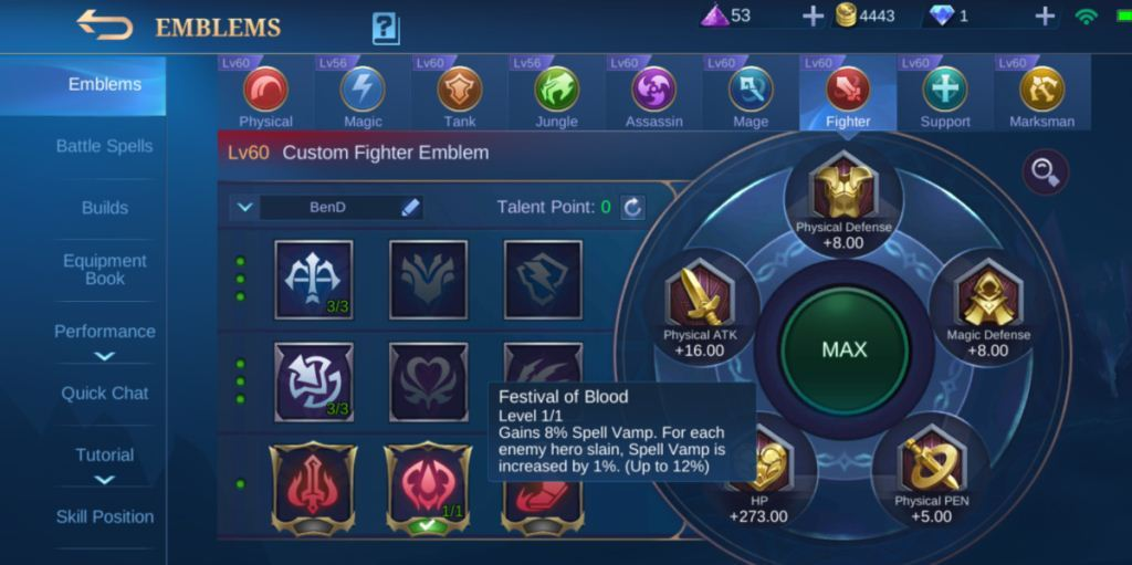 Mobile Legends Benedetta Guide