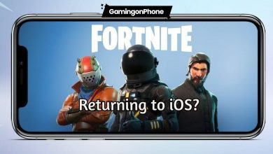 Fortnite return to iOS geforce now