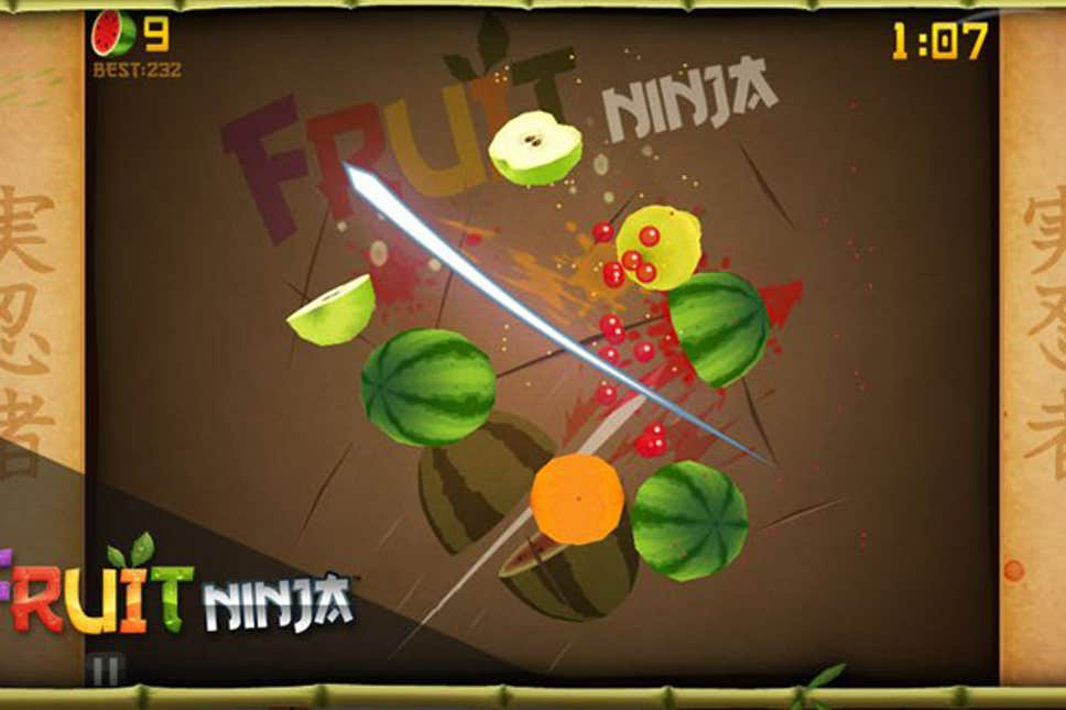 Fruit Ninja 10th anniversary