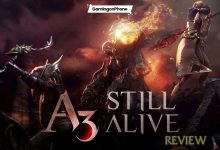 A3: Still Alive Review