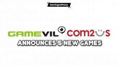 gamevil com2us new games