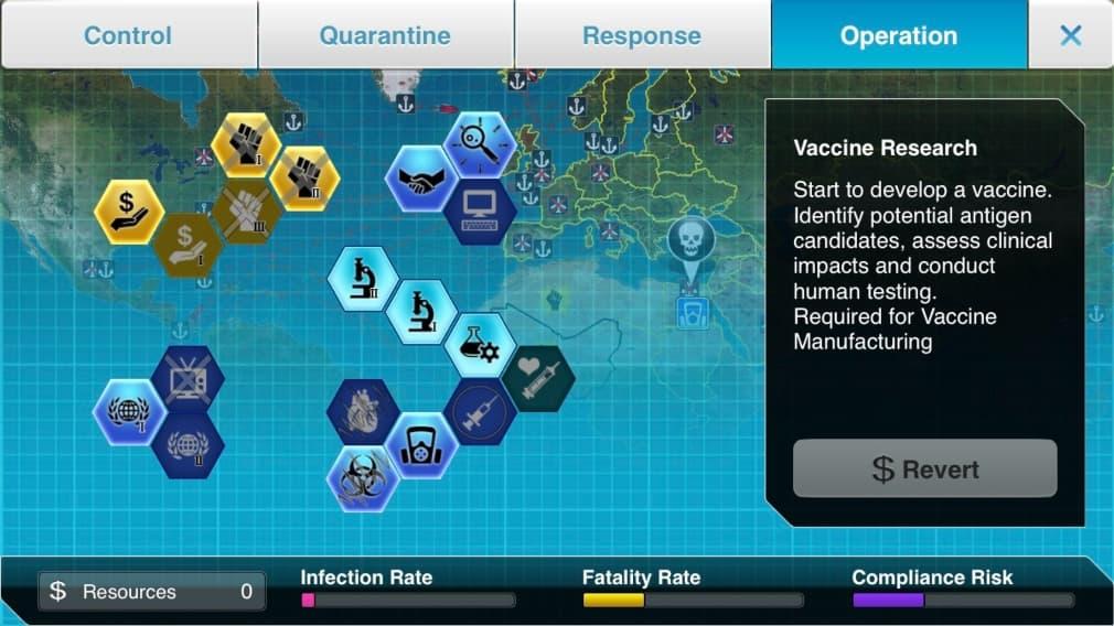 Plague Inc. The Cure update