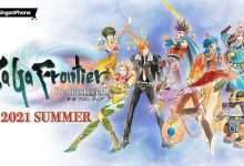 SaGa Frontier remastered launch Summer 2021