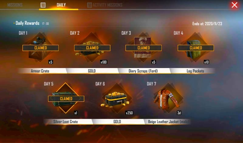 Free Fire updates that fans want