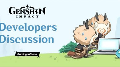 Genshin Impact Developers Discussion March