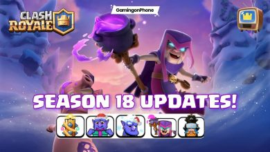 Clash Royale Season 18