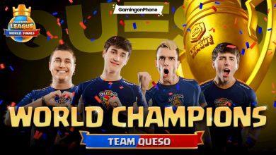CRL World Finals 2020 winner