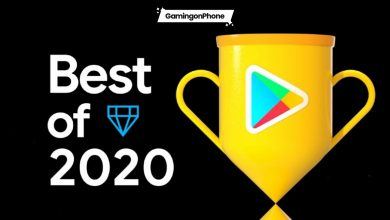 Google play best games of 2020