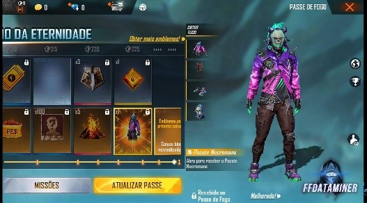 Free Fire Season 32 Elite Pass New Bundles Weapons And More