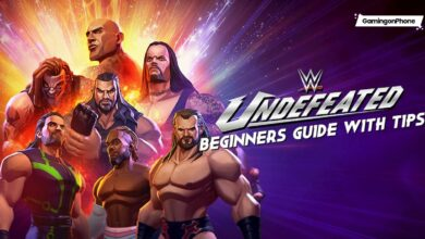 WWE Undefeated guide