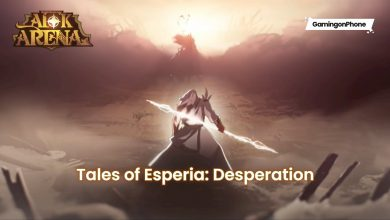 AFK Arena Tales of Esperia: Desperation