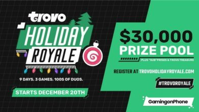 Trovo Holiday Royale 2020