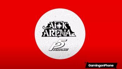 AFK Arena X Persona 5