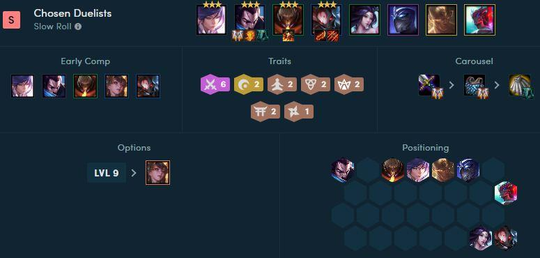Teamfight Tactics: Best comps for TFT Patch 10.25