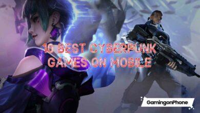Best Cyberpunk Mobile Games