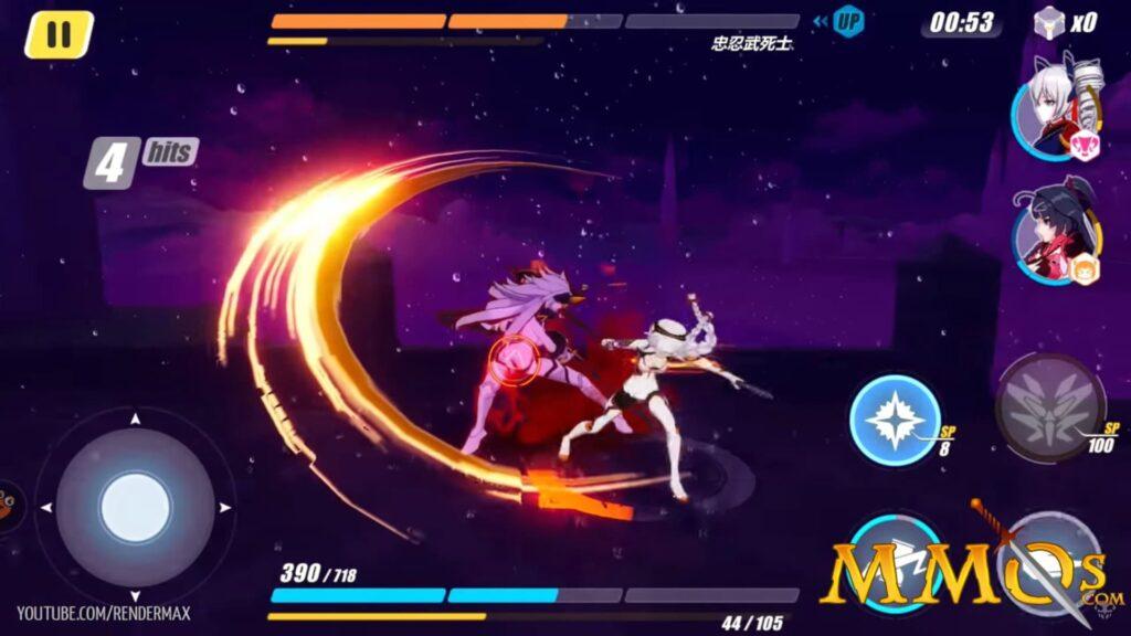 Honkai Impact 3rd v4.6 Unequaled Unrivaled