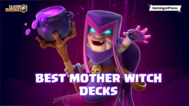 clash royale best mother witch decks