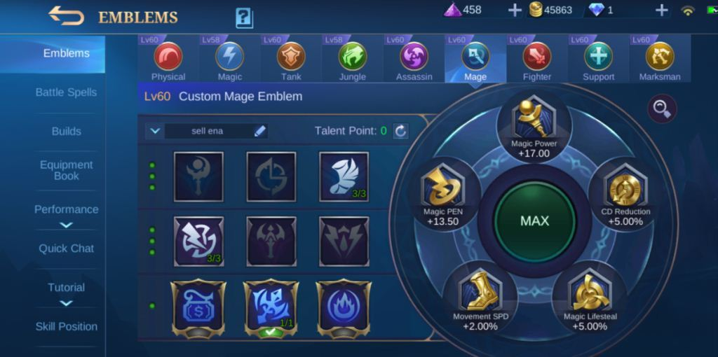 Mobile Legends Selena Guide