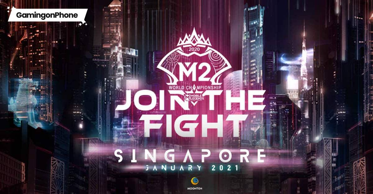 Mobile Legends M2 world championship