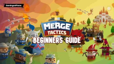 Merge Tactics Beginners Guide