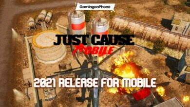 Just Cause: Mobile release